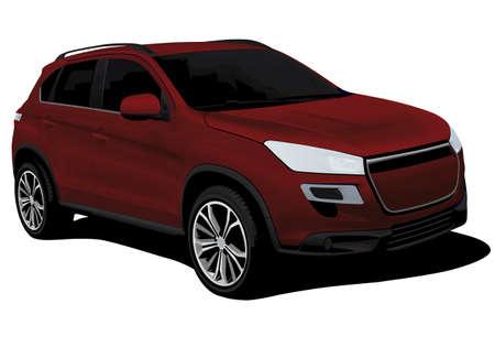 tinted: suv car