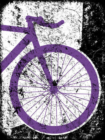 grunge fixie background Vector