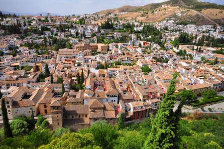 Albacin of Granada, Spain photo