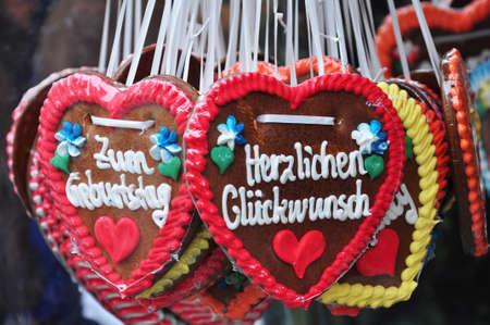 wiesn: german gingerbread
