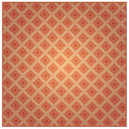 traditional japanese symmetrical background Stock Vector - 17421340