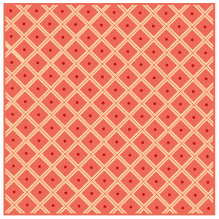 traditional japanese symmetrical background Stock Vector - 17421358