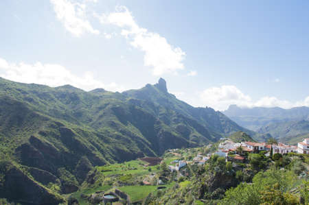 Tejeda, Gran Canaria, Canary Islands, Spain  photo