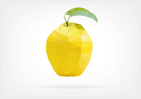 quince: Low Poly Quince