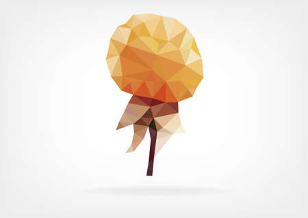chicout�: Low Poly chicout�  Nordic Berry