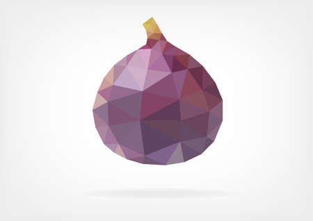 fig: Low Poly Fig
