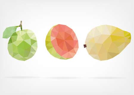 guayaba: Fruta baja Poli Guayaba