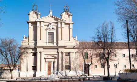 convento: Convento de San Pascual in Aranjuez, Spain
