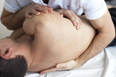 osteopathy: physiotherapy