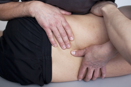 osteopathy: myofascial therapy