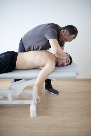 cervical manipulation photo