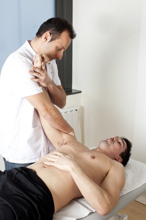 myofascial:  myofascial therapy
