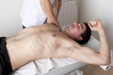 myofascial therapy  photo
