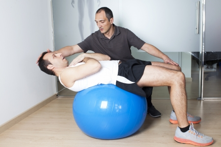 occupational therapy: core stability