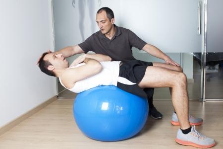 terapia ocupacional: la estabilidad del n�cleo