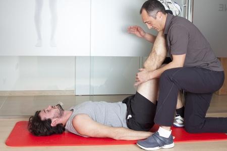 terapia ocupacional: entrenamiento funcional