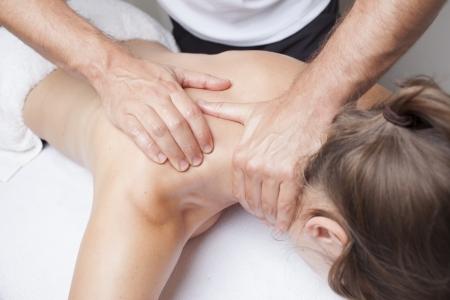nacked: massage