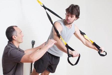 functional: suspension training with coach