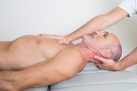manipulation: chiropractic manipulation