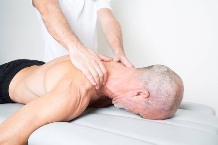myofascial: Cervical manipulation