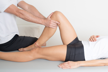 connective: knee injure