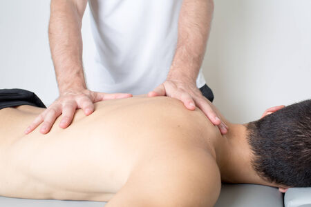 osteopath: Chiropractic care