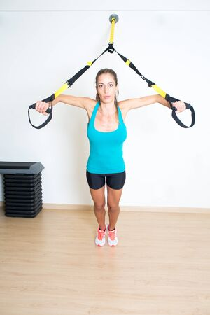 strenghten: suspension training as physiotherapy