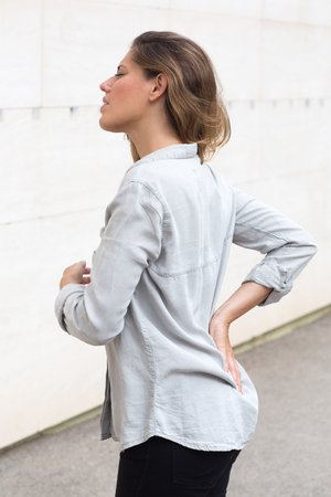 low back: low back pain