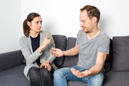 引数を持っているカップル