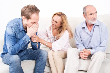 problemas familiares: Problemas familiares