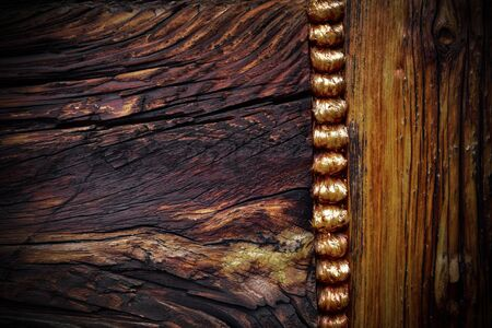 Smoked wood texture. Abstract background