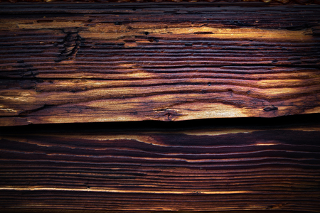 Brown smoked wood texture. Abstract background 版權商用圖片