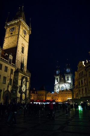 praga: Square old town Praga