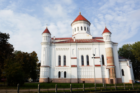 ortodox: Ortodox church in Vilnius (Lithuania)