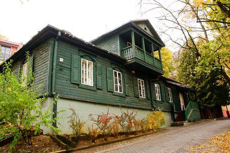 vilnius: Holocast museum in Vilnius (Lithuania) Editorial