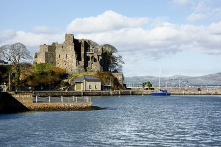 ジョン王の城カーリンフォド (アイルランド)