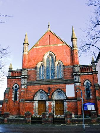 shaftesbury: Shaftesbury Square Reformed Presbyterian Church