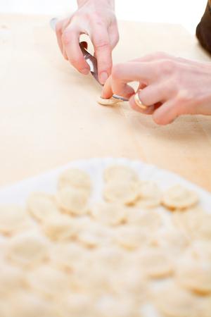 knead: Knead orecchiette homemade