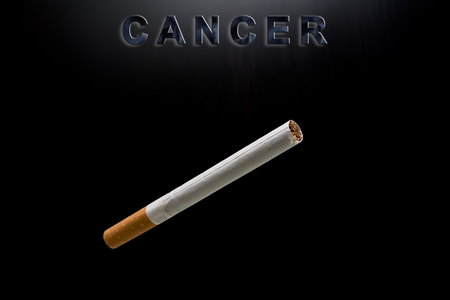 cigarette and text cancer