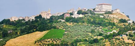 camillo: Small village iin Chieti province named Bucchianico