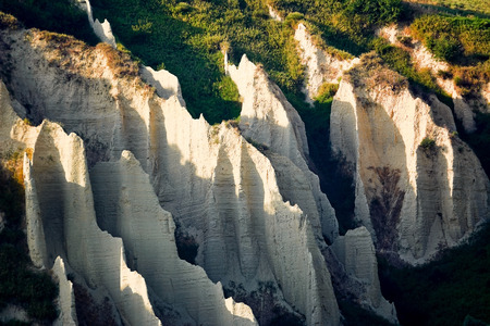 badland: Badlands in Chieti province (Italy)