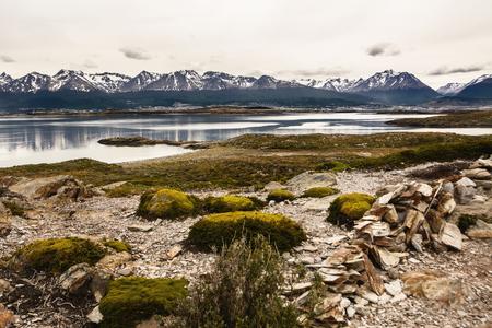 tierra del fuego: Landscape in Tierra del Fuego