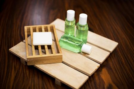 ホテルのお風呂の石鹸