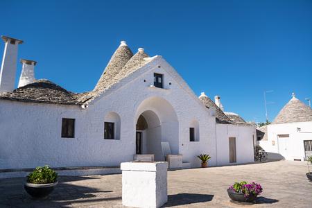 residence: The Trullo Sovereign of Alberobello Editorial