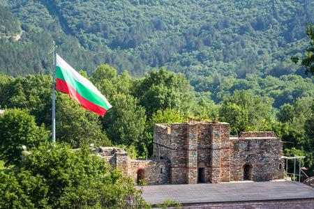The famous Veliko Tarnovo Castle (Bulgaria)