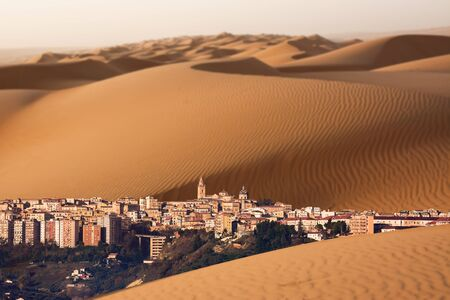 Climate change: desertification goes all the way to European cities
