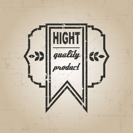 quality product: Hight quality product stamp