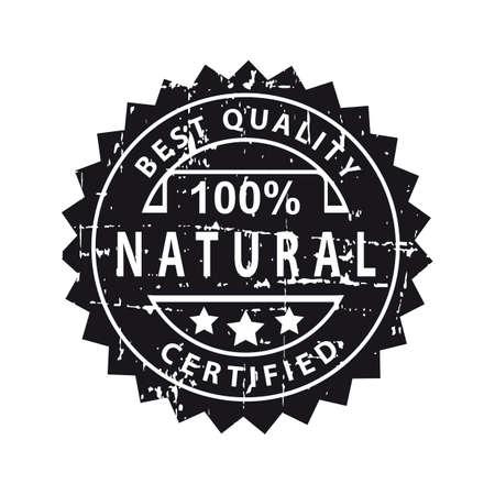 negatives: Best quality black grunge circle label