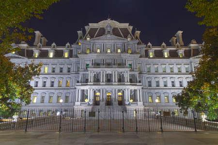 eisenhower: Washington, DC - Eisenhower Administration Building