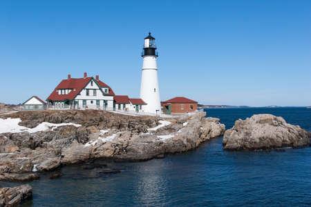 Portland, Maine - Portland Head Light
